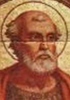 Gélase Ier, né en Afrique du Nord, d'origine berbère, mort à Rome le 21 novembre 496, est le 49e pape de l'Église catholique.