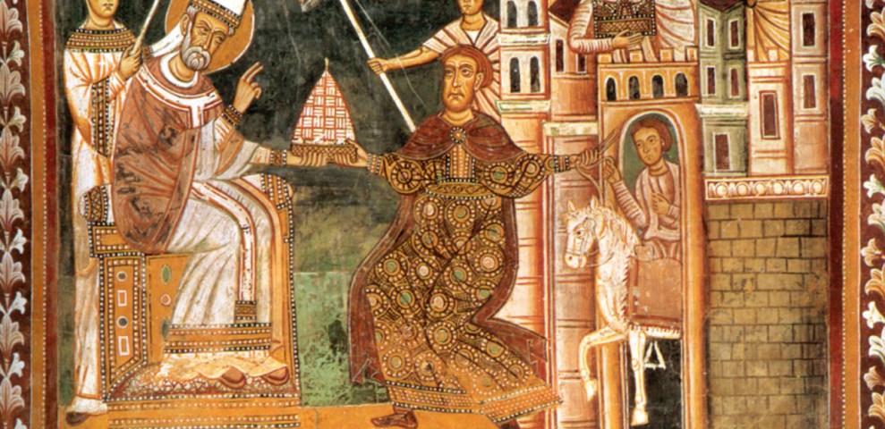 La conversion de Constantin et la christianisation de l'empire romain