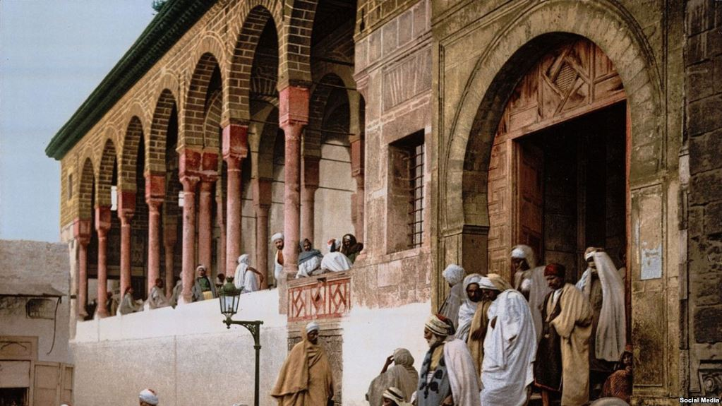 La mosquée Zitouna