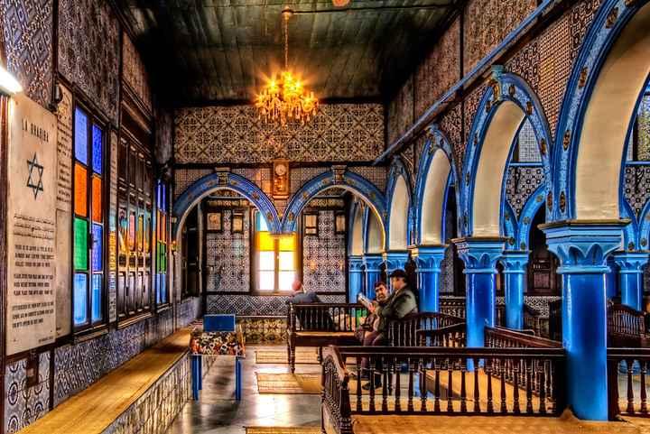 Le temple de la Ghriba : la synagogue la plus ancienne en Afrique