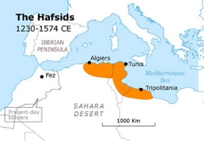 Les Hafsides de Tunis