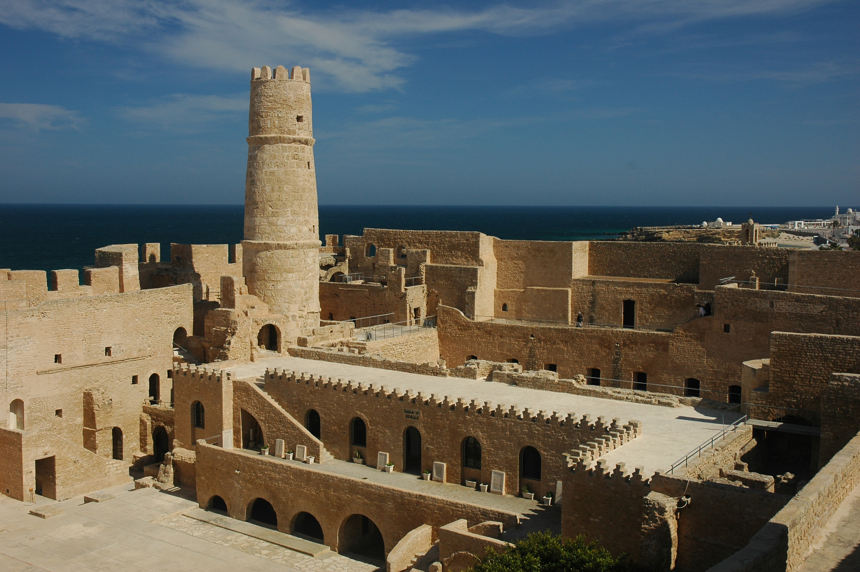 Ribat de Monastir - Arabisation et islamisation de la Tunisie