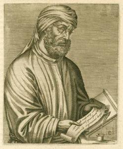 Tertullien qui lutta contre l'expansion du judaïsme